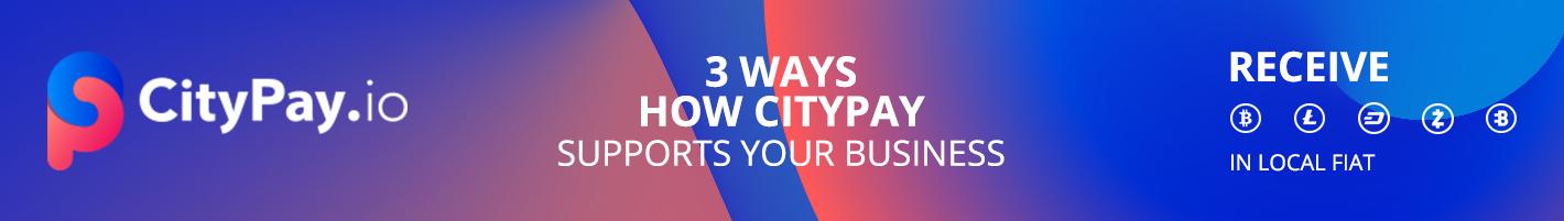 CityPay'in işletmenizi desteklemesinin 3 yolu